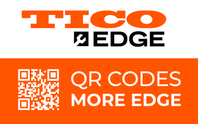 TICO Launches QR Codes For The TICO Edge Service Platform