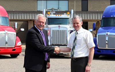 Kenworth and Truck Enterprises Inc. Join Forces