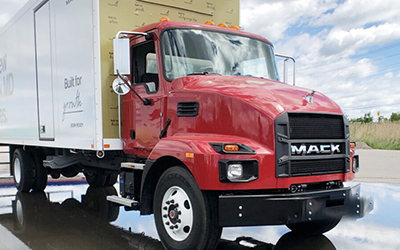 Mack's Back in Medium Duty