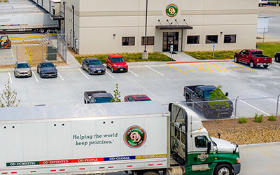 Old Dominion Freight Line Announces Service Center Network Expansion