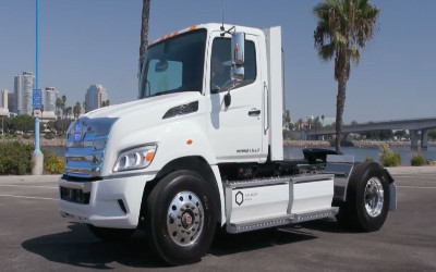 Hino Announces Zero-Emission 'Project Z,' Including Battery Electric and Hydrogen Fuel Cell Vehicles