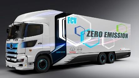 Toyota, Hino, and Isuzu team-up on advanced CVs