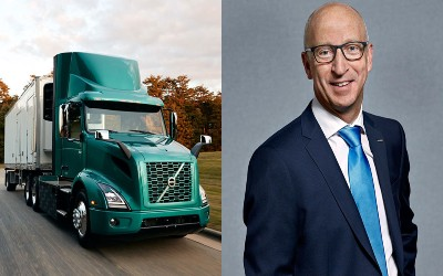 Volvo Sees Three Paths to Decarbonize Trucking