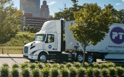 Volvo Receives Largest North American Electric Truck Order