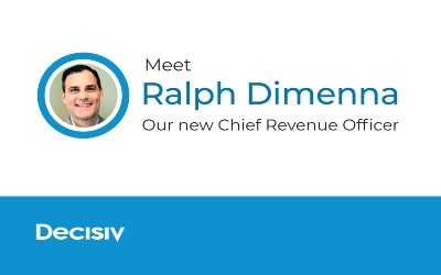 Ralph Dimenna Named Chief Revenue Officer at Decisiv, Inc.