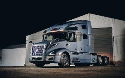 Volvo Autonomous Solutions Shows Autonomous VNL Prototype