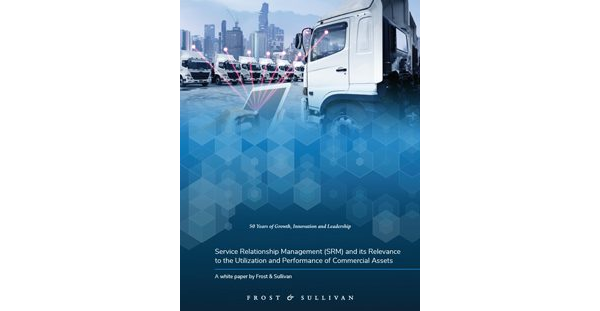Frost and Sullivan Research: SRM and its Relevance to the Utilization and Performance of Commercial Assets